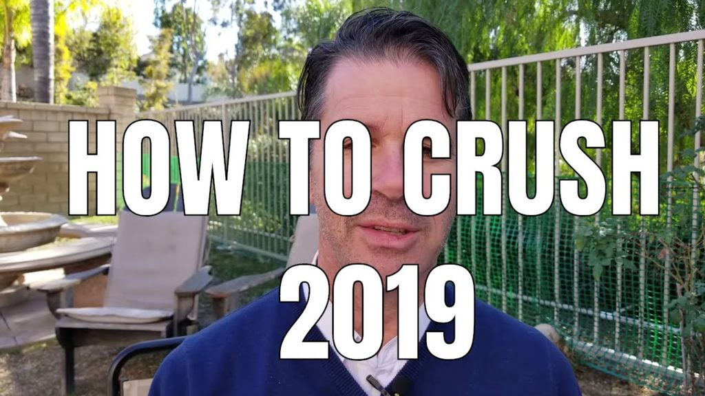 HOW TO CRUSH 2019