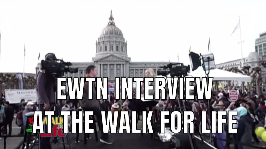 EWTN INTERVIEW