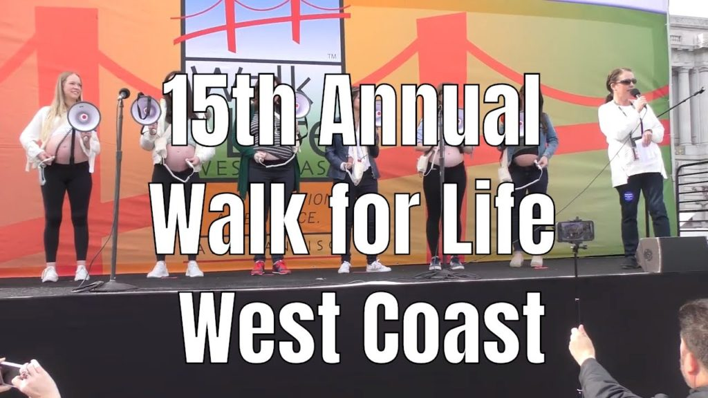WALK FOR LIFE INTERVIEWS