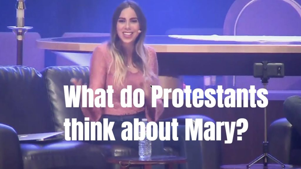 WHAT DO PROTESTANTS THINK ABOUT MARY