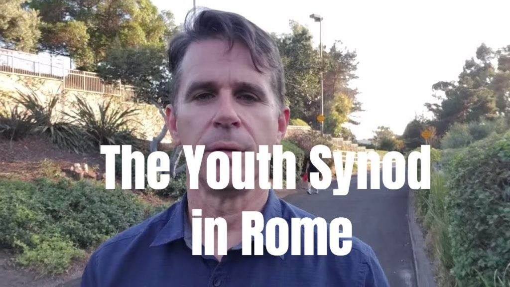 YOUTH SYNOD IN ROME