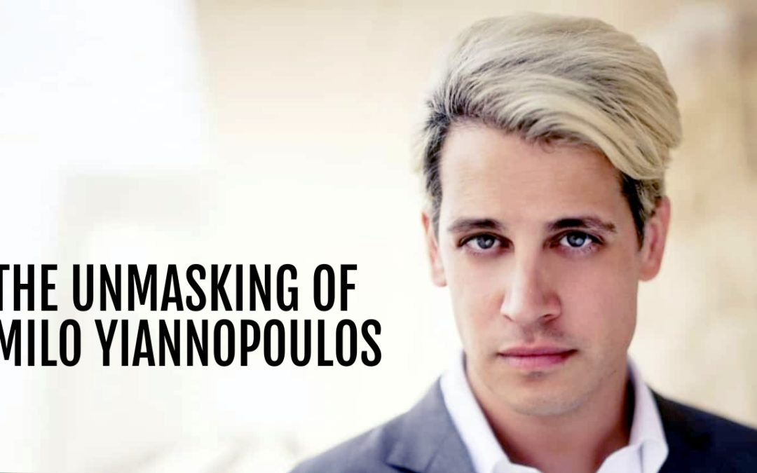 101: Setting The Record Straight—Milo Yiannopoulos