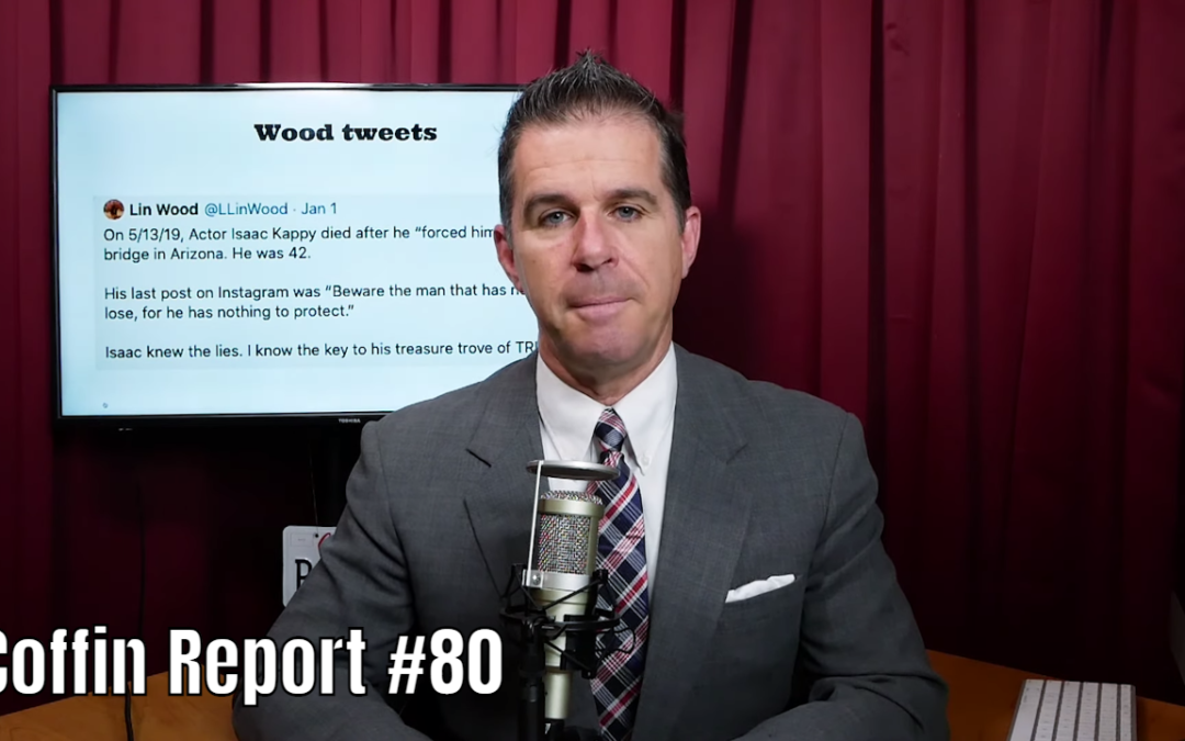 COFFIN REPORT #80