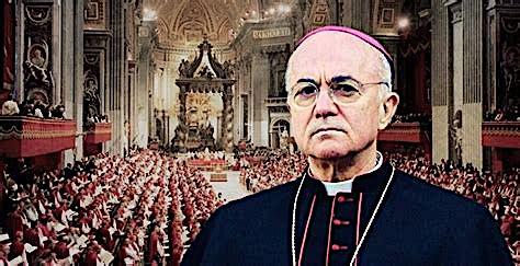 Vatican Covid summit: Archbishop Carlo Maria Viganò Responds