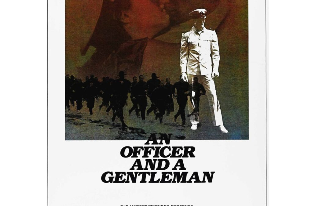 Movie Review — An Officer and a Gentleman