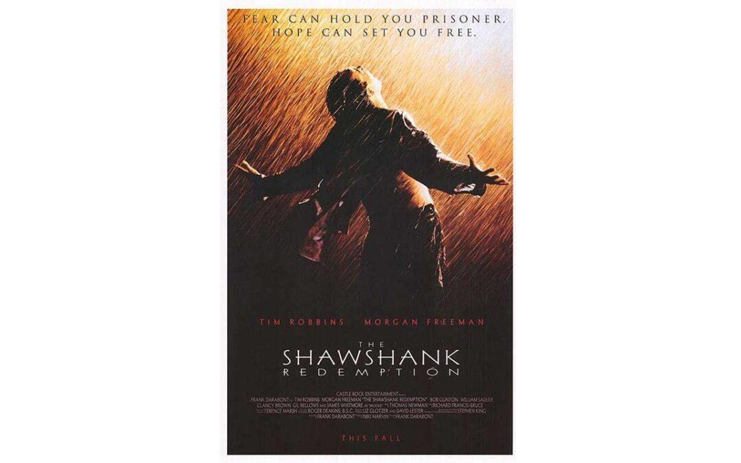 Movie Review — Shawshank Redemption
